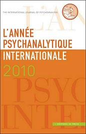 l'année psychanalytique internationale